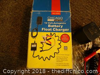 Chicago Battery Float Charger