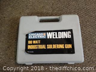 Welding industrial Soldering Gun