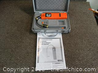 Pittsburg Electronic Freon Halogen Leak Detecter