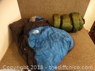 2 Sleeping Bags