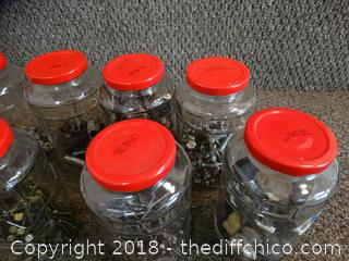 Jars with Contents