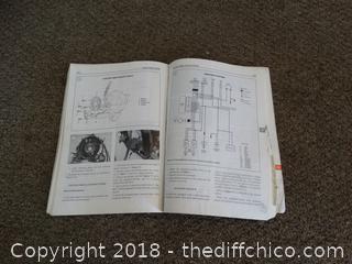 Yamaha Book