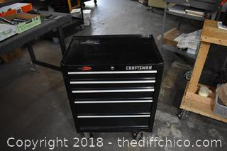 Craftsman Quiet Glide Tool Box-Bottom