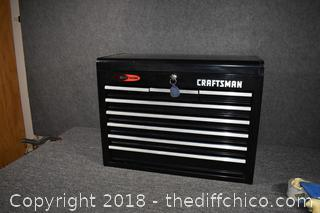 Craftsman Quiet Glide Tool Box Top