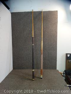 2Pool Sticks