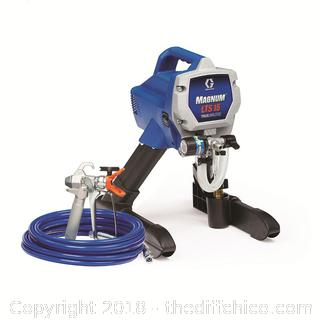 Graco LTS 15 Electric Stationary Airless Paint Sprayer - $300 Retail