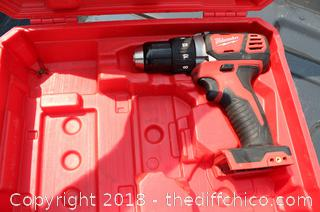 "Milwaukee 1/2"" 13mm Drill / Driver"