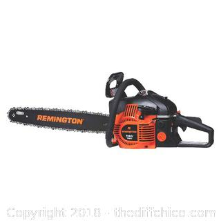 Remington RM4620 Outlaw 46cc 20-inch Gas Chainsaw