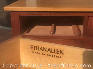 """Ethan Allen """"Country Colors Collection"""" Door Chest 