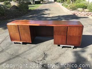 Large Benedetti Credenza - resurfaced