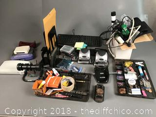 Lot of Misc. Office Supplies