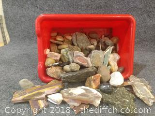 Rock Lot - Tub Included