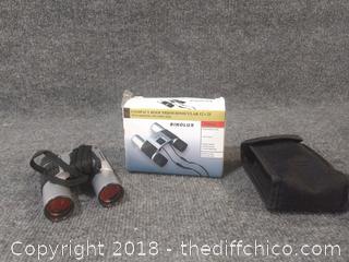 Binolus 12 x 25 Binoculars - NEW