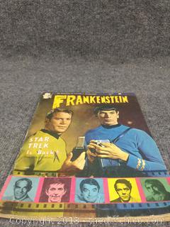 Castle of Frankenstein Magazine - 1969