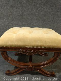 """Front Gate Foot Stool - 17"""" x 24"""" x 19"""""""