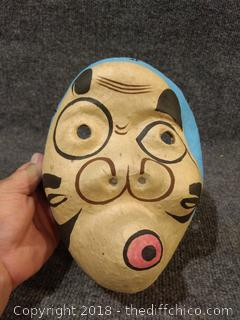 """Mask from Japan - 8.5"""""""