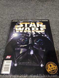 20th Anniversary Star Wars Magazine