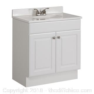 Project Source Vanity with Top