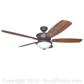 """Harbor Breeze 56"""" Bayou Creek Ceiling Fan"""