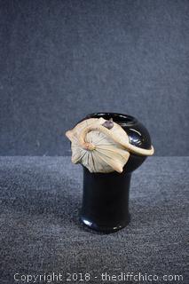 Custom Stoneware Vase