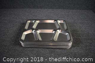 16 Steel Trays