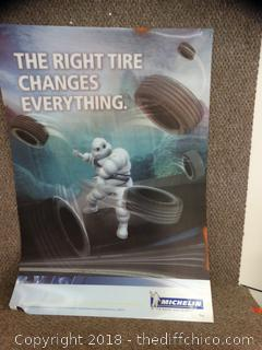 Michelin Advertisement