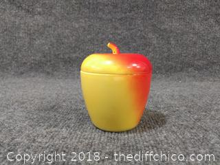 Vintage Apple Butter Dish
