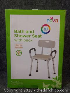 Nova Bath and Shower Seat