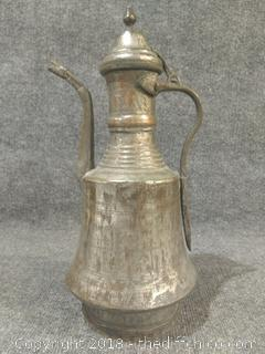 1920's Coffee Pot - 16""