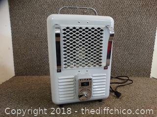Titan Working Heater