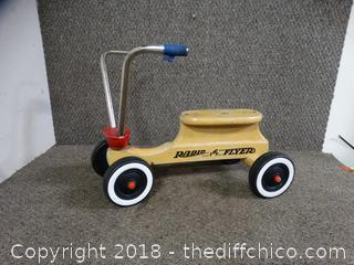 Radio Flyer Kids Toy!