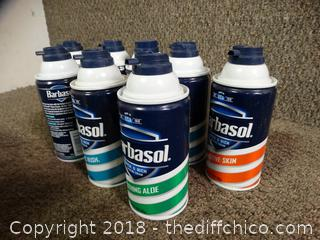 Mens Shaving Cream- Barbasol