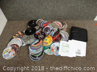 DVDS CDS