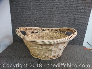 Oval Basket