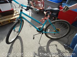 MT Aspen Bike