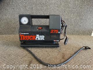 Truck air 275 PSI