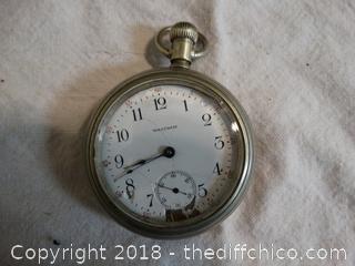 Pocket Watch (needs repair)