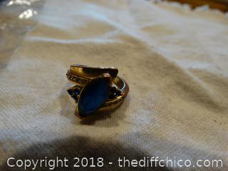 Ring Size 7 1/2