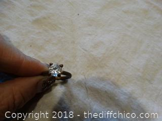 Ring size 7 1/4