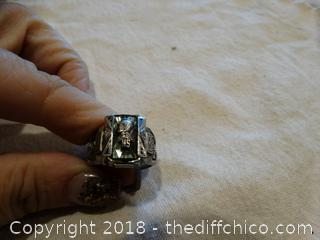 Ring Size 9 1/2