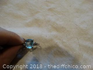 Ring Size 8 1/4