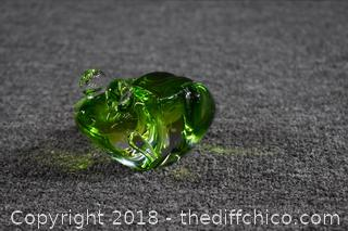 Fifth Avenue Crystal Frog