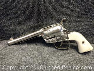 """1960's Matel """"Fanner 50"""" Cap Gun"""