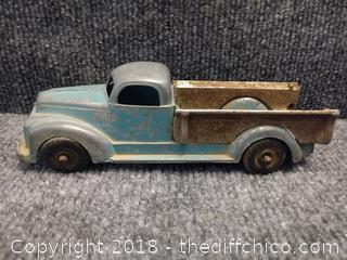 Hubley #460 Die Cast Truck 1950's