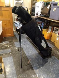 Women's Golf Clubs and Bag Vista - 11 Clubs