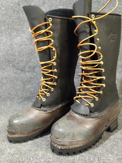 Hoffman Double Insulated Guide Boots - Size 8 - Gently Used