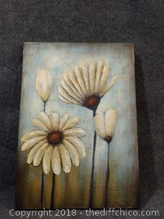 """3D Picture - 20"""" x 28"""""""