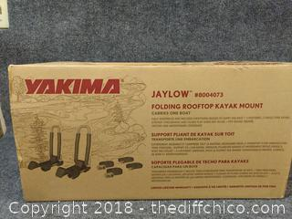 Yakima Jaylow Kayak Carrier - NEW