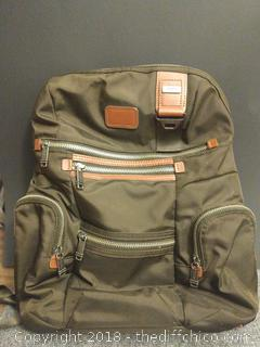 Tumi Alpha Bravo Backpack NEW -Retails for $379.00