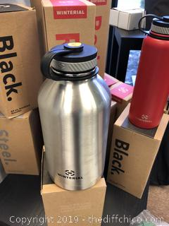 Winterial 64oz Stainless Steel Growler - A40